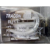 Реле (RJ11-24DC) Tracon Electric