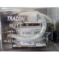 Реле (RJ11-24DC) Tracon Electric