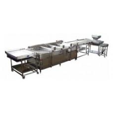 Машина для изготовления пончиков Jufeba UFD-6