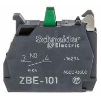 Дополнительный контакт (ZBE101) 1HO Telemecanique  Schneider Electric