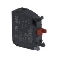 Дополнительный контакт (ZBE102) 1НЗ Telemecanique  Schneider Electric