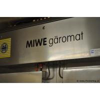 Автоматическая расстоечная камера MIWE GAROMAT 46 400/230V 50Hz