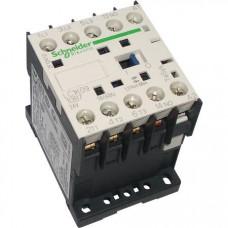 Контактор (LC1K0910B7) TeSys K contactor - K 3P,9 A,НО,24V 50/60 зажим под винт Schneider Electric