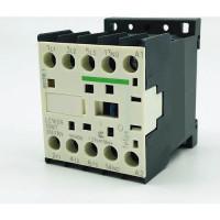 Контактор (LC1K0910M7) TeSys K contactor - 3P - AC-3 <= 440 V 9 A - 1 NO aux. - 220...230 V AC coil Schneider Electric