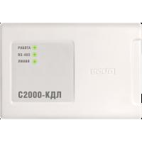 Контроллер двухпроводной линии связи (С2000-КДЛ) Болид