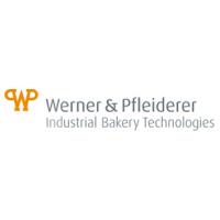 Вентилятор (40260059) циркуляционный в сборе RE Green для Ротационной печи Rottoherm 1280 Green II Werner Pfleiderer (W&P)